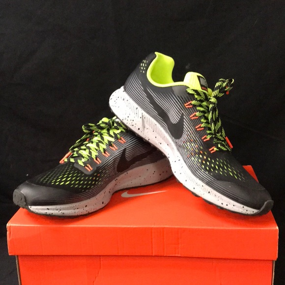 New Nike Zoom Pegasus 34 Shield GS
